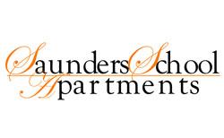 saunder_school_apts_logo